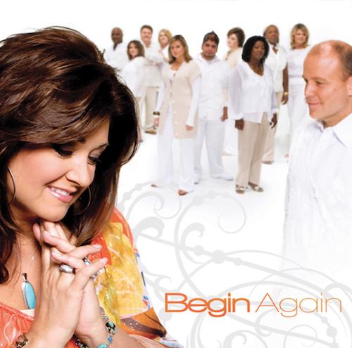 Begin Again Album Cover