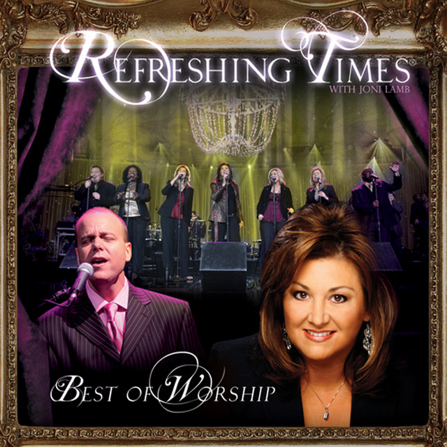 Refreshing Times Best of Worship Album Cover