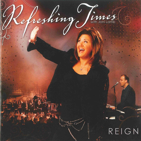 Refreshing Times Reign Album Cover