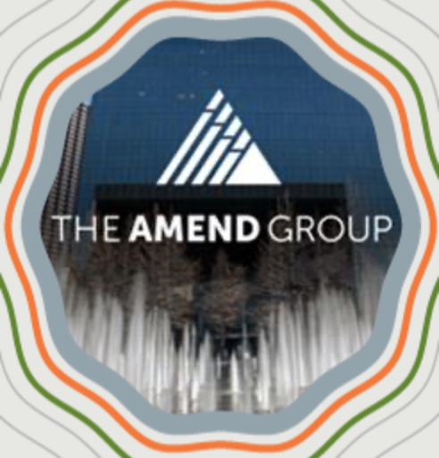 The Amend Group Logo