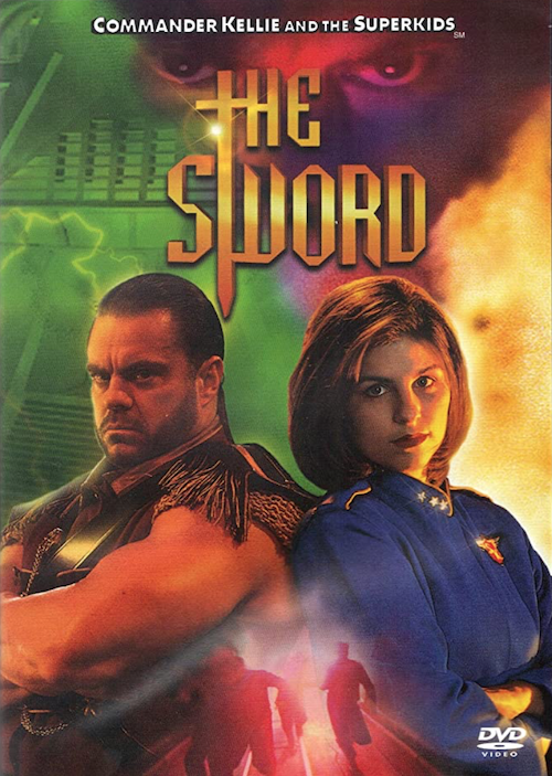 The Sword Movie Cover